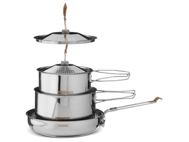 Primus CampFire Cookset Stainless Steel Small